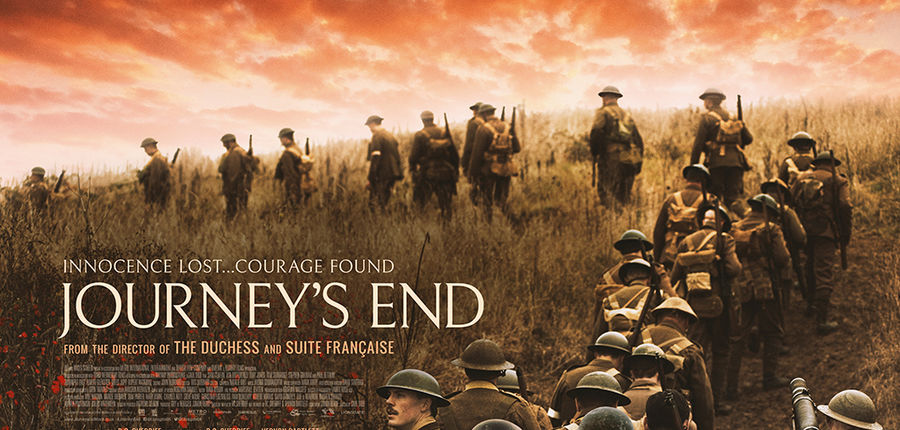 a critical evaluation on journeys end a play by rc sherriff Rc sherriff's ground-breaking play remains one of the most powerful and successful pieces of modern drama journey's end charts the tension and claustrophobia.