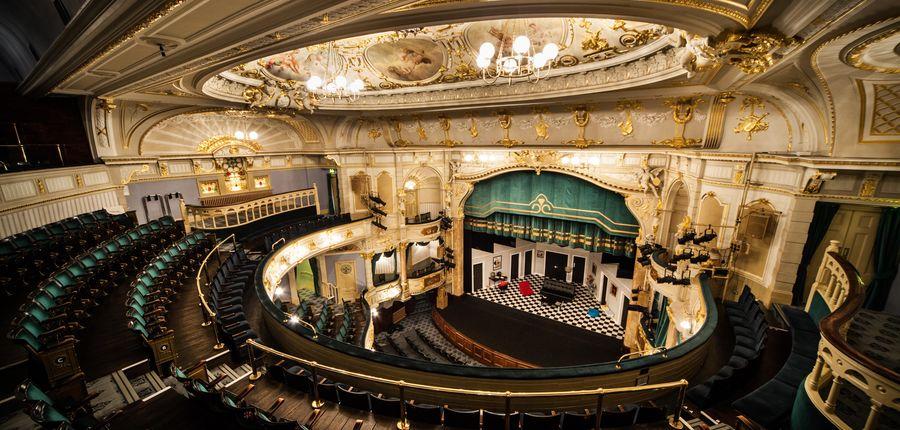Back Stage Pass 2019 Buxton Opera House
